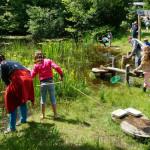 waterdieren practicum Natura Docet Wonderryck Twente