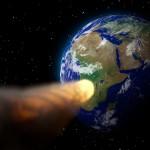 komeet inslag aarde
