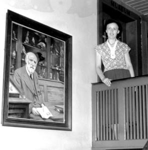Heleen Bernink- vanaf 1955 directeur van Natura Docet