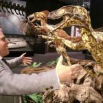 Eric met Raptor