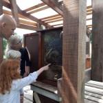Bijenfoto Nederland Zoemt met familie bij Bijentoren